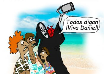La Caricatura: Disfrutando del «plan verano»