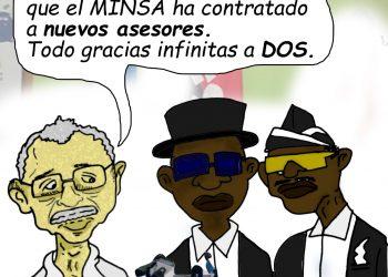 La Caricatura: Los nuevos asesores del MINSA