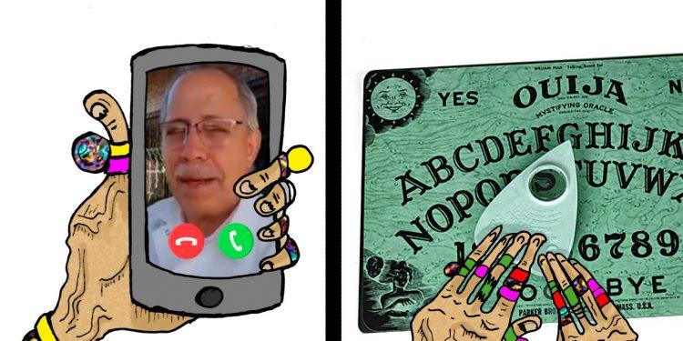 La Caricatura: La comunicación  de los que dicen que gobiernan