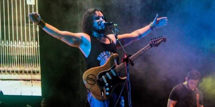 Ramiro Vega, uno de los artistas que participará en el concierto virtual