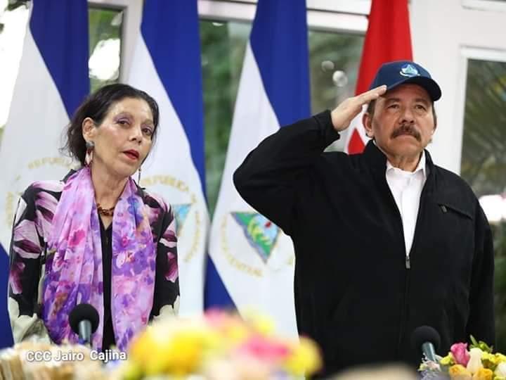 Daniel Ortega dice que el COVID-19 «es una señal de Dios». Foto: Cortesía
