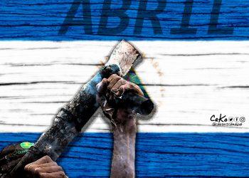 La Caricatura: #SOMOSABRIL