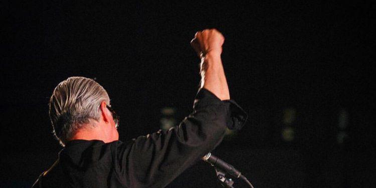 ESPECIAL- Músicos nicaragüenses obligados al exilio por denunciar en sus canciones la represión del Estado. Foto: Cortesía/Luis Enrique Mejía Godoy