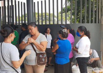 Contradicciones e inconsistencias policiales en juicio de autoconvocados detenidos en la Isla de Ometepe. Foto: Cortesía
