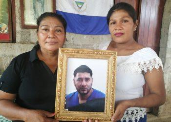 Juez orteguista declara culpable al preso político de Masaya Denis palacio Hernández. Foto: Noel Miranda/Artículo 66