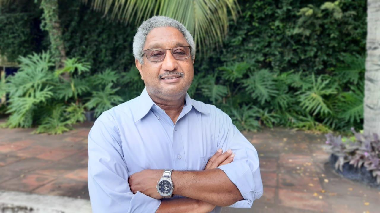 Dean García, presidente de la Asociación Nicaragüense de la Industria Textil y Confección (Anitec). Foto: Vos TV