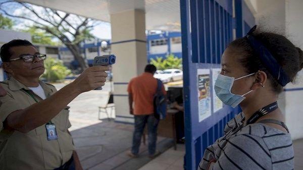OPS recomienda a Nicaragua adoptar el distanciamiento social ante pandemia del COVID-19. Foto: EFE