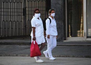 Cuba reporta caso de COVID-19 que tuvo contacto con viajeros procedentes de EE.UU. y Nicaragua