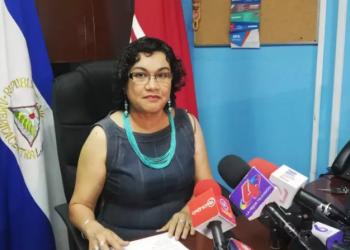 Daniel Ortega destituye a Carolina Dávila como ministra de Salud en medio de la crisis humanitaria por COVID-19. Foto: Cortesía