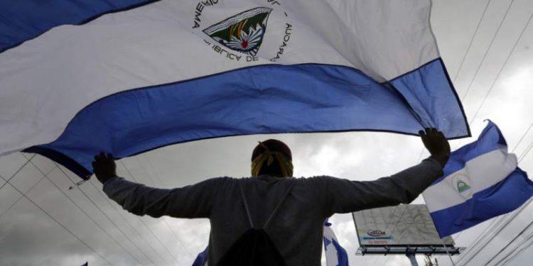 Exiliados nicaragüenses: «Tenemos que regresar a Nicaragua y verla libre». Foto: Cortesía