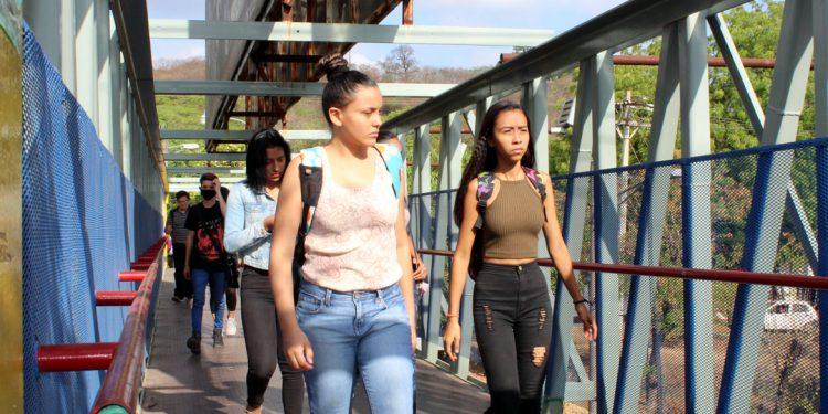 UNAN-Managua cede ante el COVID-19 y cambia turnos a modalidad «por encuentro». Foto: Cortesía