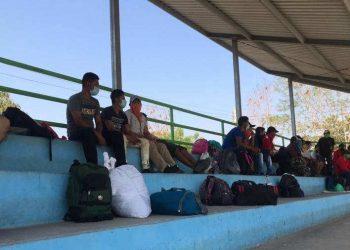 CIDH demanda a Daniel Ortega permitir el ingreso a los nicas varados en El Salvador e Islas Caimán. Foto: Cortesía