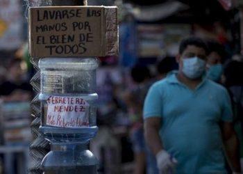 Nicaragua registra el mayor porcentaje de mortalidad por COVID-19 entre países del SICA. Foto: EFE