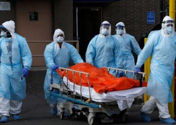 La pandemia del coronavirus ha dejado casi 175,000 muertes en el mundo. Foto: Tomada de RTVE