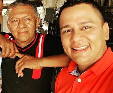 Periodista Winston Potosme el primero de enero de 2020, denunció y responsabilizó a turberos orteguistas por el incendio a la casa de su padre en Niquinohomo. Foto: Cortesía