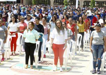 Régimen orteguista libera bajo «convivencia familiar» a 1700 presos comunes. Foto: El 19 Digital