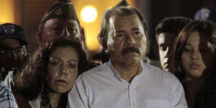 Presidencia de Nicaragua gasta 900 mil córdobas para blindar sistema informático tras ataques de Anonymous. Foto: REUTERS/Oswaldo Rivas