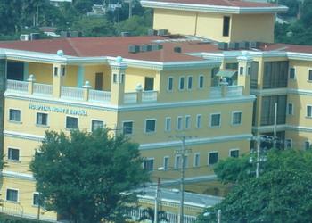 Renuncian 12 trabajadores del Hospital Monte España por temor a contagio de COVID-19. Foto: Cortesía
