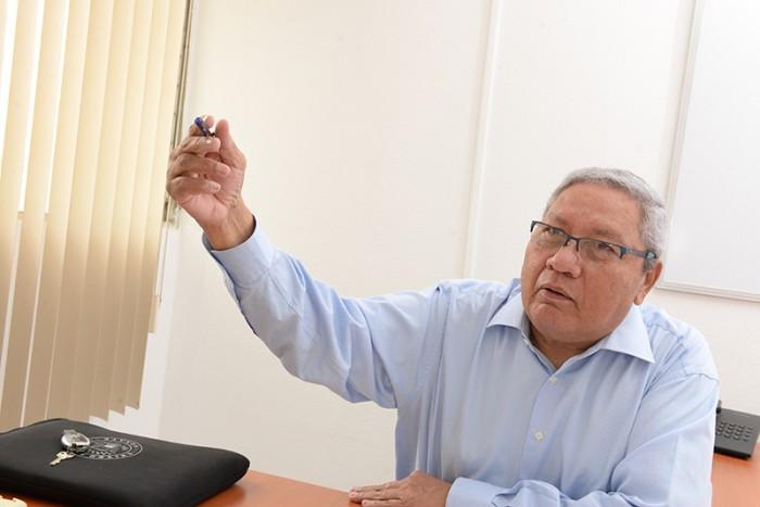 Exrepresentante del BCIE ante Nicaragua, Roger Arteaga. Foto: La Prensa