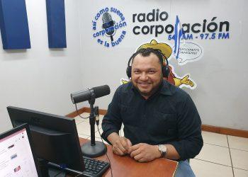 Director de Artículo 66, Álvaro Navarro, se mantiene hospitalizado con oxígeno
