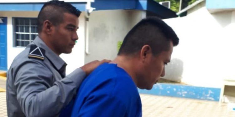 Preso político de Masaya Mauricio Valencia se encuentra mal de salud y sin recibir atención médica