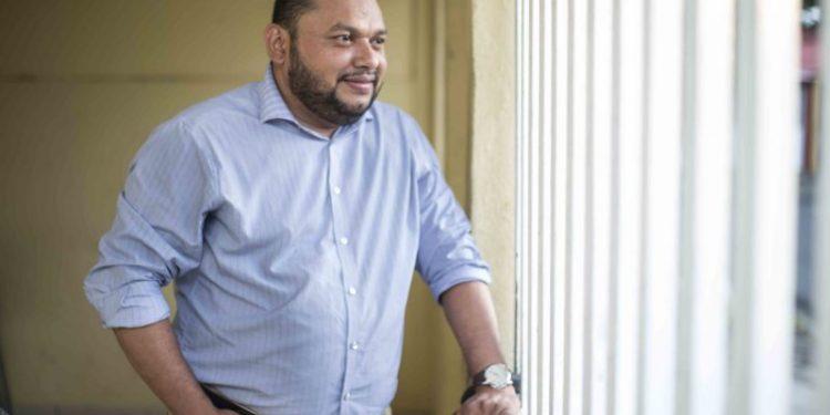 Álvaro Navarro, periodista y director de Artículo 66. Foto: La Prensa