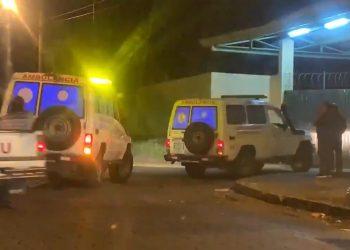 Hospital Alemán Nicaragüense topado de COVID-19 y despacha 10 muertos diario. Foto: Wilfredo Miranda
