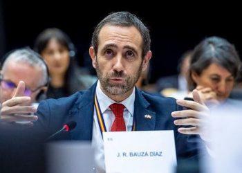 Eurodiputado José Ramón Bauzá