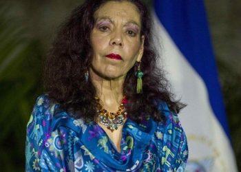 Rosario Murillo desempolva su discurso de odio: «Las mentiras de unos cuantos miserables». Foto: Tomada de Internet