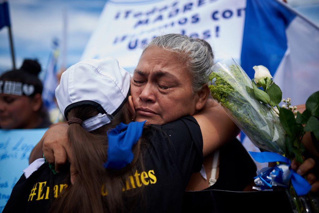 Madres de Abril convocan a homenaje virtual, a dos años de la masacre ocurrida el 30 de mayo de 2018. Foto: Cortesía