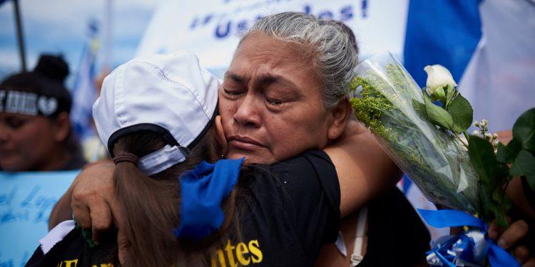 Exiliados en Costa Rica recordarán a los caídos en la masacre del 30 de mayo de 2018. Foto: Artículo 66 / Cortesía