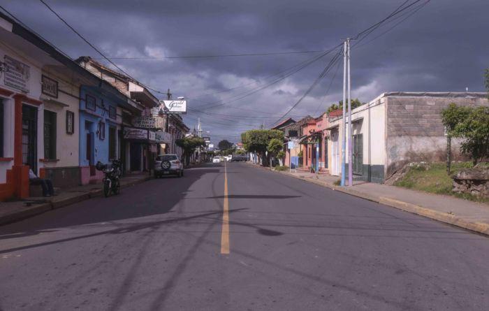 Calles del barrio indígena de Monimbó en Masaya. Foto: Ilustrativa/La Prensa