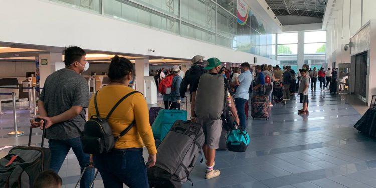 Kevin Sullivan informó que 147 ciudadanos estadounidenses pudiesen regresar a Estados Unidos