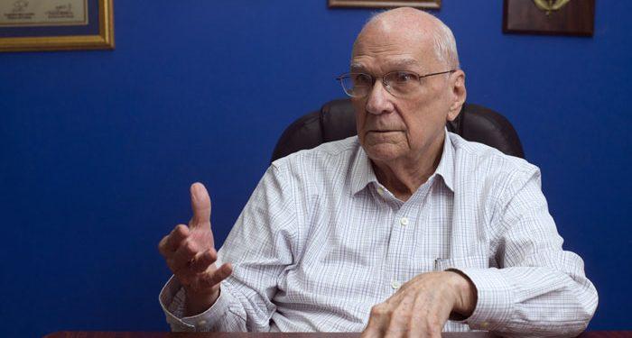 Enrique Bolaños Geyer fallece a sus 93 años Foto: La Prensa