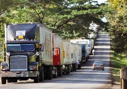 Transportista nicaragüense ingresó contagiado de COVID-19 a Costa Rica