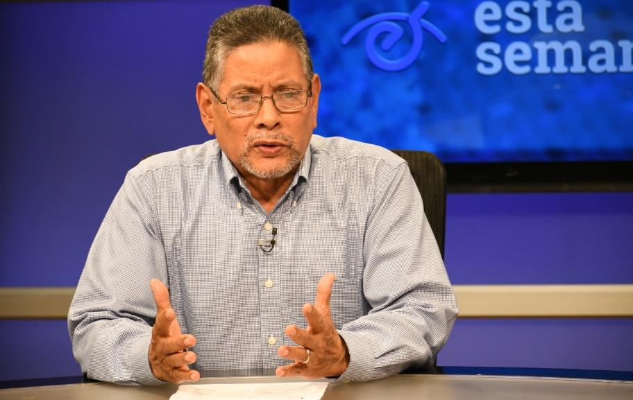 El mayor en retiro del Ejército Popular Sandinista(EPS), Roberto Samcan. Foto: Confidencial