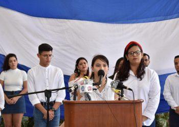 """""""Todos se confabularon contra los jóvenes"""", denuncian estudiantes al desistir de pedir espacio en la Coalición Nacional. Foto: Cortesía"""