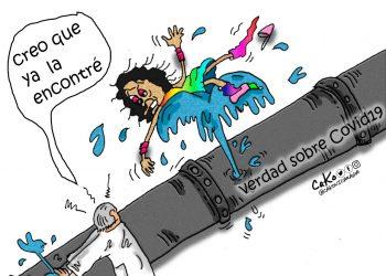 La Caricatura: La fuga