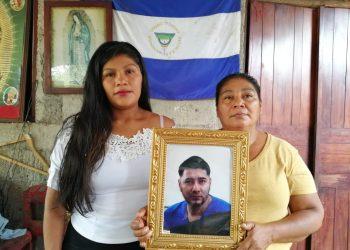Justicia orteguista receta seis años de prisión al reo político de Masaya Denis palacio Hernández. Foto: Noel Miranda/Artículo 66