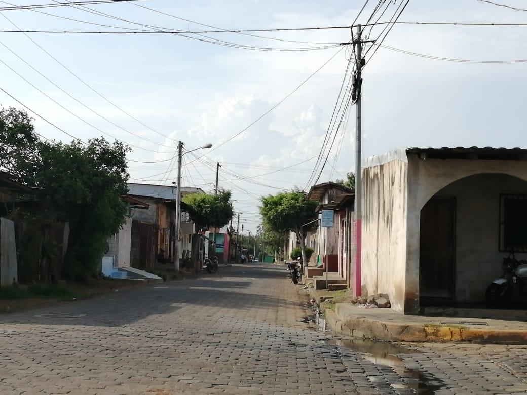 barrio San Juan en la ciudad de Masaya. Foto: Noel Miranda/Artículo 66