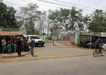 COVID-19 cobra la vida de una mujer en la ciudad de Masaya. Foto: Noel Miranda/Artículo 66