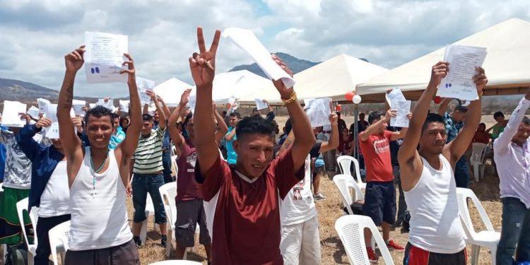 CIDH lamenta que entre las excarcelaciones de reos comunes la dictadura no haya considero liberar a presos políticos. Foto: Cortesía