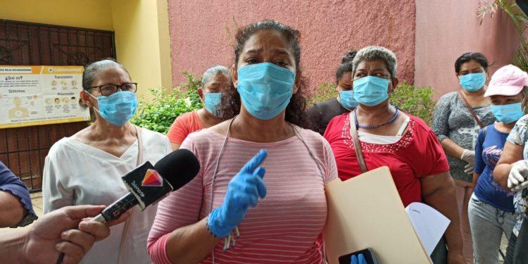 Piden a la Cruz Roja Internacional que intervenga por los presos políticos de Nicaragua. Foto: Cortesía
