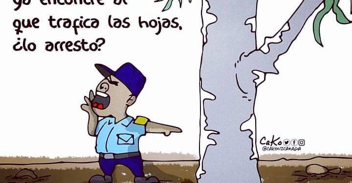 La Caricatura: Siguiendo las órdenes del jefe