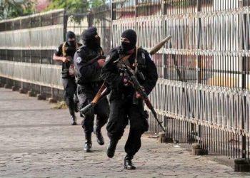 MRS apuesta por la desaparición del Ejército de Nicaragua y el enjuiciamiento a sus altos mandos. Foto: Artículo 66 / Oswaldo Rivas. Reuters