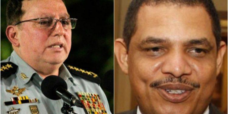 Estos son los argumentos por lo que EE.UU sancionó al Jefe del Ejército y al Ministro de Hacienda