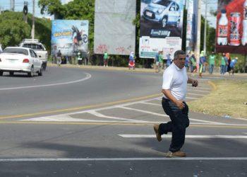 Periodista Emiliano Chamorro, afectado con síntomas de COVID-19