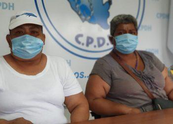 Madre de preso político denuncia que su hijo se encuentra intubado en la UCI del hospital Alemán Nicaragüense en estado «delicado pero estable». Foto: Álvaro Navarro / Artículo 66