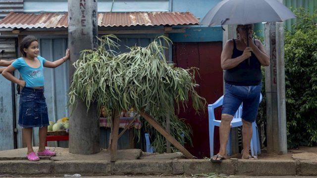Unión Europa destina 35 millones de euros para apoyar a los sectores más vulnerables en Nicaragua por el COVID-19. Foto: EFE/Jorge Torres
