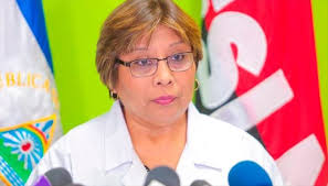 Ministra de Salud, Martha Reyes. Foto: Tomada de Internet